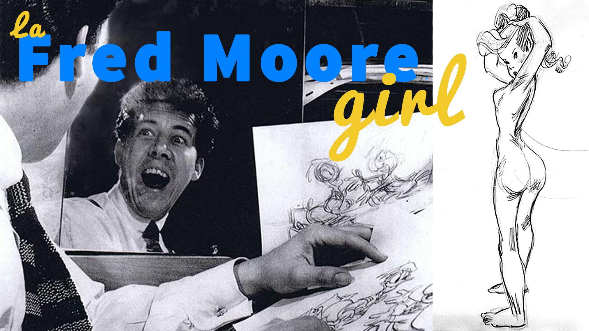 La Fred Moore Girl