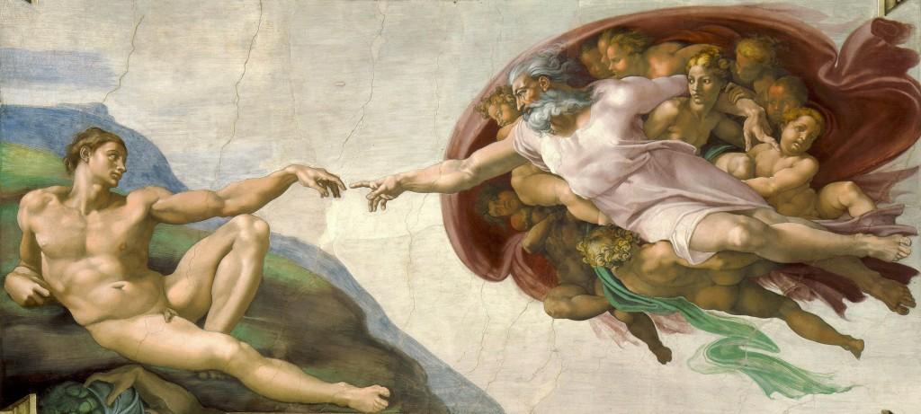 Michelangelo_-_Creation_of_Adam