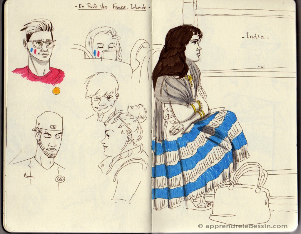 Croquis_observation 4