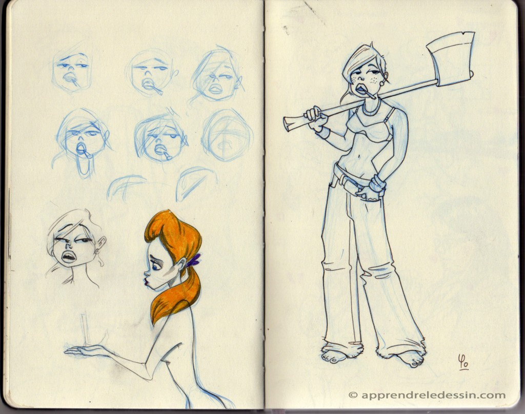 Croquis_observation 7