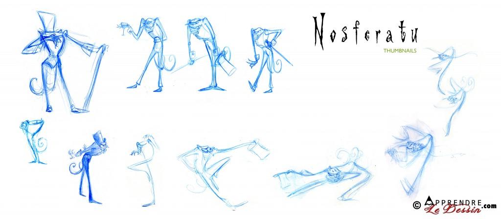 apprendre a dessiner gesture