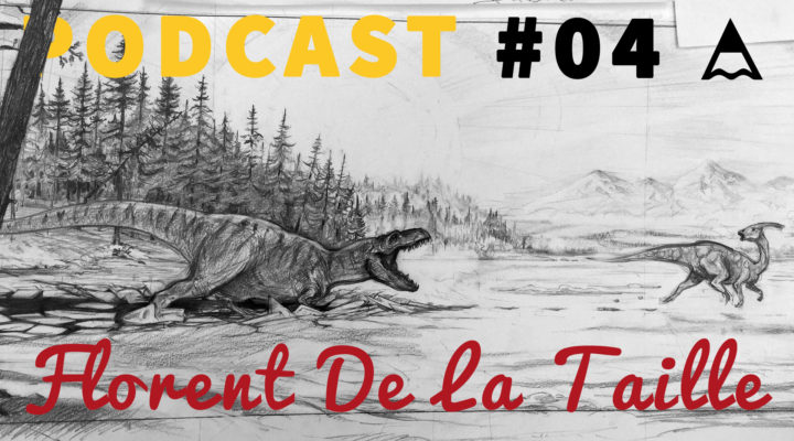 PODCAST | Florent De La Taille – Dessin Safari