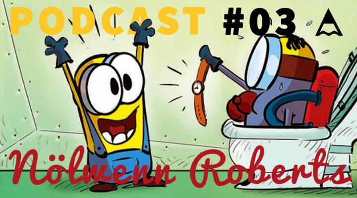 PODCAST | Nölwenn Roberts – De Minions Storyboards