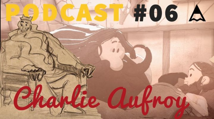 podcast charlie aufroy